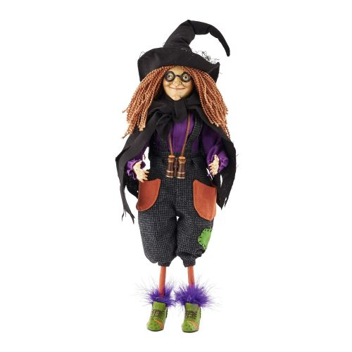 Department 56 Tilly the Tower Witch